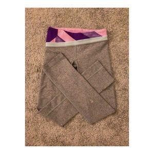 Girls Ivivva straight-leg yoga pants